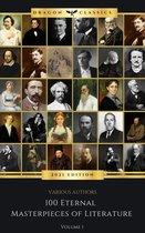 Boek cover 100 Books You Must Read Before You Die [volume 1] van Alexandre Dumas