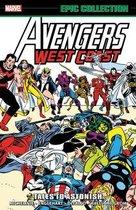 Omslag Avengers West Coast Epic Collection