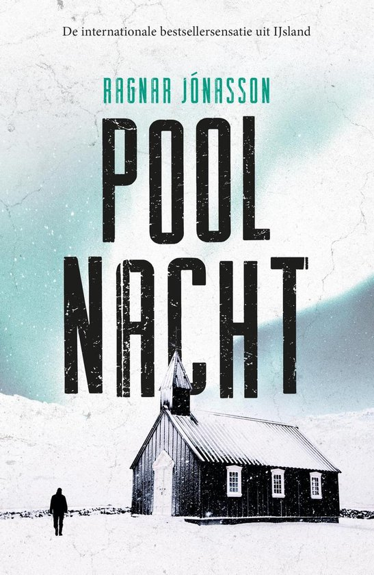 Boek cover Poolnacht van Ragnar Jonasson (Onbekend)
