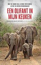 Boek cover Een olifant in mijn keuken van Francoise Malby-Anthony
