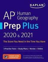 AP Human Geography Prep Plus 2020 & 2021