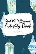 Spot the Differences Christmas Activity Book for Children (6x9 Coloring Book / Activity Book)