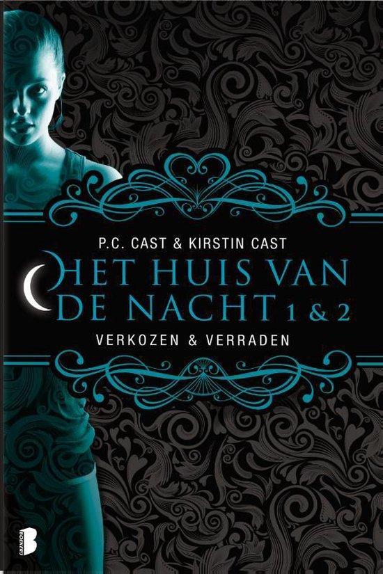 Boek cover Het huis van de nacht  -   verkozen & verraden van P.C. Cast (Paperback)