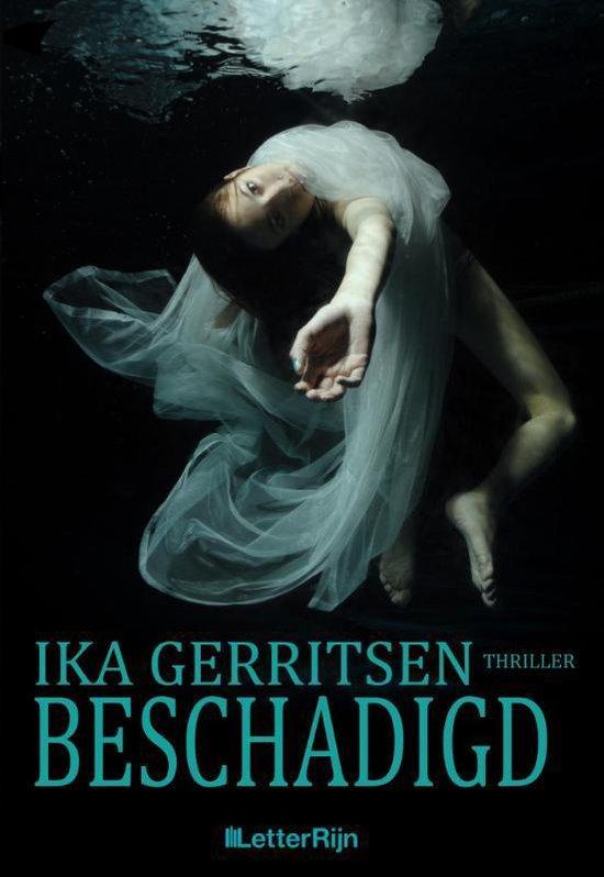 Boek cover Beschadigd van Ika Gerritsen (Paperback)