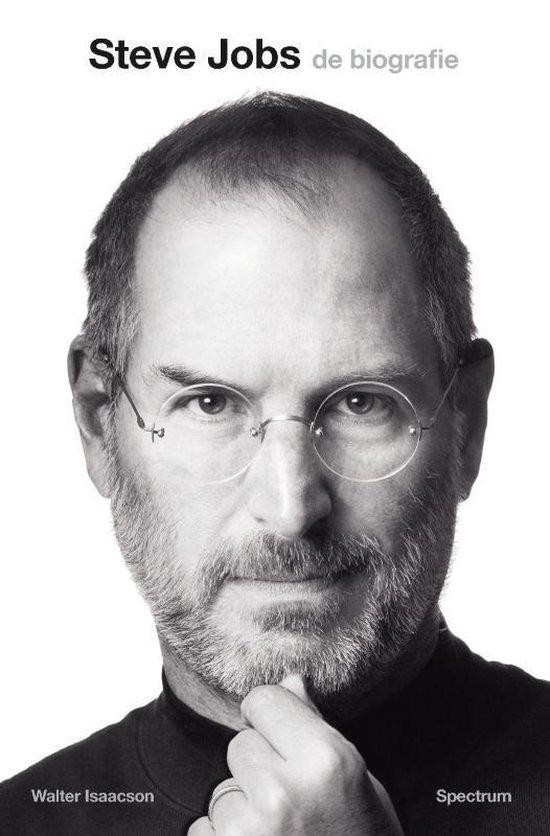Boek cover Steve Jobs van Walter Isaacson (Paperback)