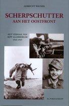 Boek cover Scherpschutter aan het Oostfront van Albrecht Wacker (Hardcover)