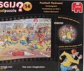 Wasgij Original 14 Voetbalgekte puzzel - 500 stukjes