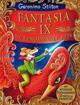 Boek cover Fantasia IX -   Fantasia IX van Geronimo Stilton (Hardcover)
