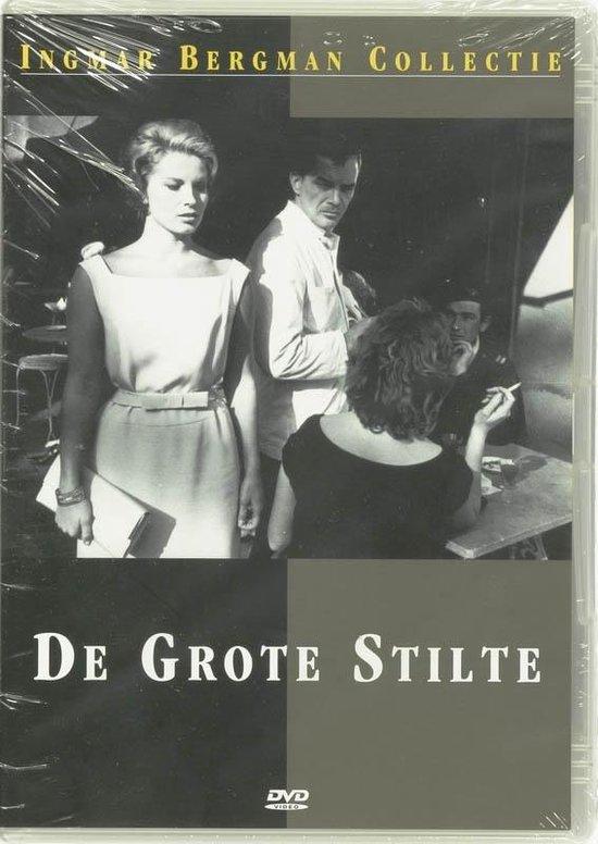 Cover van de film 'De Grote Stilte'