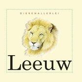 Dierenallerlei  -   Leeuw