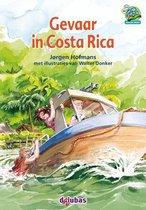 Samenleesboeken  -   Gevaar in Costa Rica