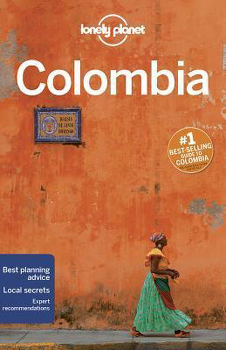 Lonely Planet Colombia - Lonely Planet