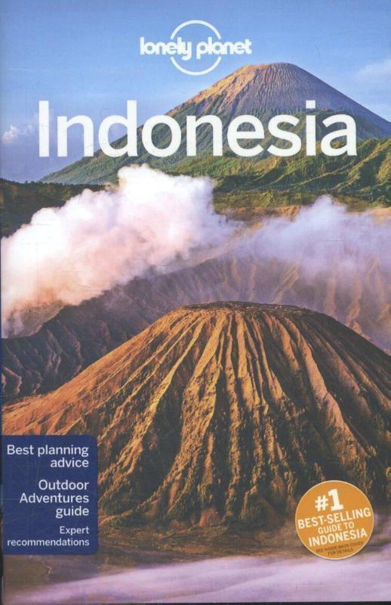 Lonely Planet Indonesia - Ryan Ver Berkmoes