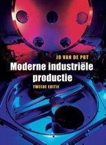 Boek cover Moderne industr prod, 2/e XTRA van Jo van de Put (Hardcover)