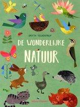Boek cover De wonderlijke natuur van Britta Teckentrup (Hardcover)