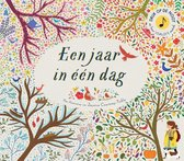 Boek cover Een jaar in één dag van Jessica Courtney-Tickle (Hardcover)