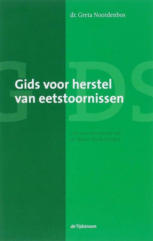 Boek cover Gids voor herstel van eetstoornissen van G.. Noordenbos (Paperback)