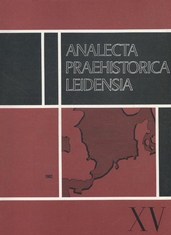 Boek cover Analecta Praehistorica Leidensia 15 -   Prehistoric settlement patterns around the southern North Sea van  (Paperback)