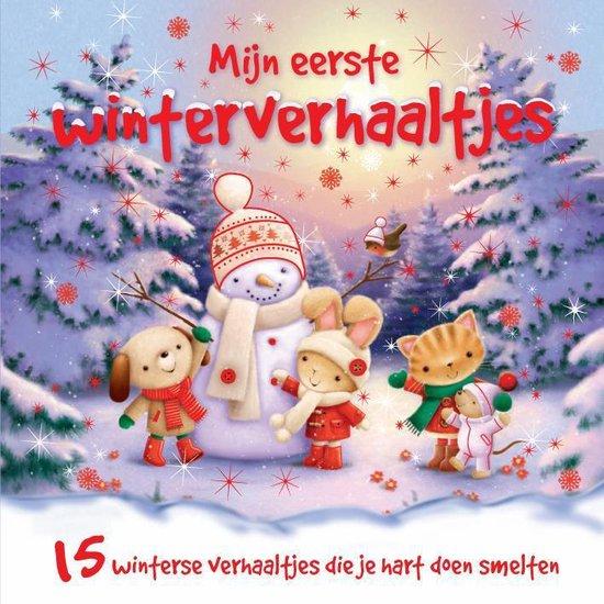 Boek cover Mijn mooiste winterverhalen van Xanna Chown (Hardcover)