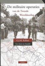 Omslag De militaire operaties van de Tweede Wereldoorlog