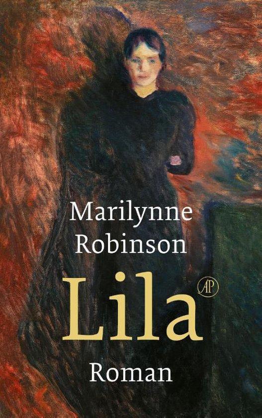 Boek cover Lila van Marilynne Robinson