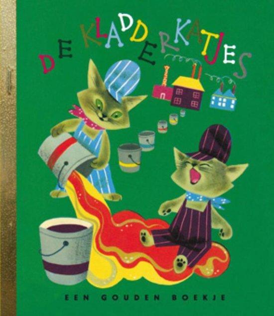 Gouden Boekjes  -   De kladderkatjes