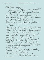 Unposted Letters - Correspondence, Diaries, Drawings, Documents 1940-1942