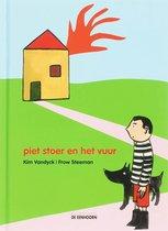 Prentenboek Piet stoer en het vuur