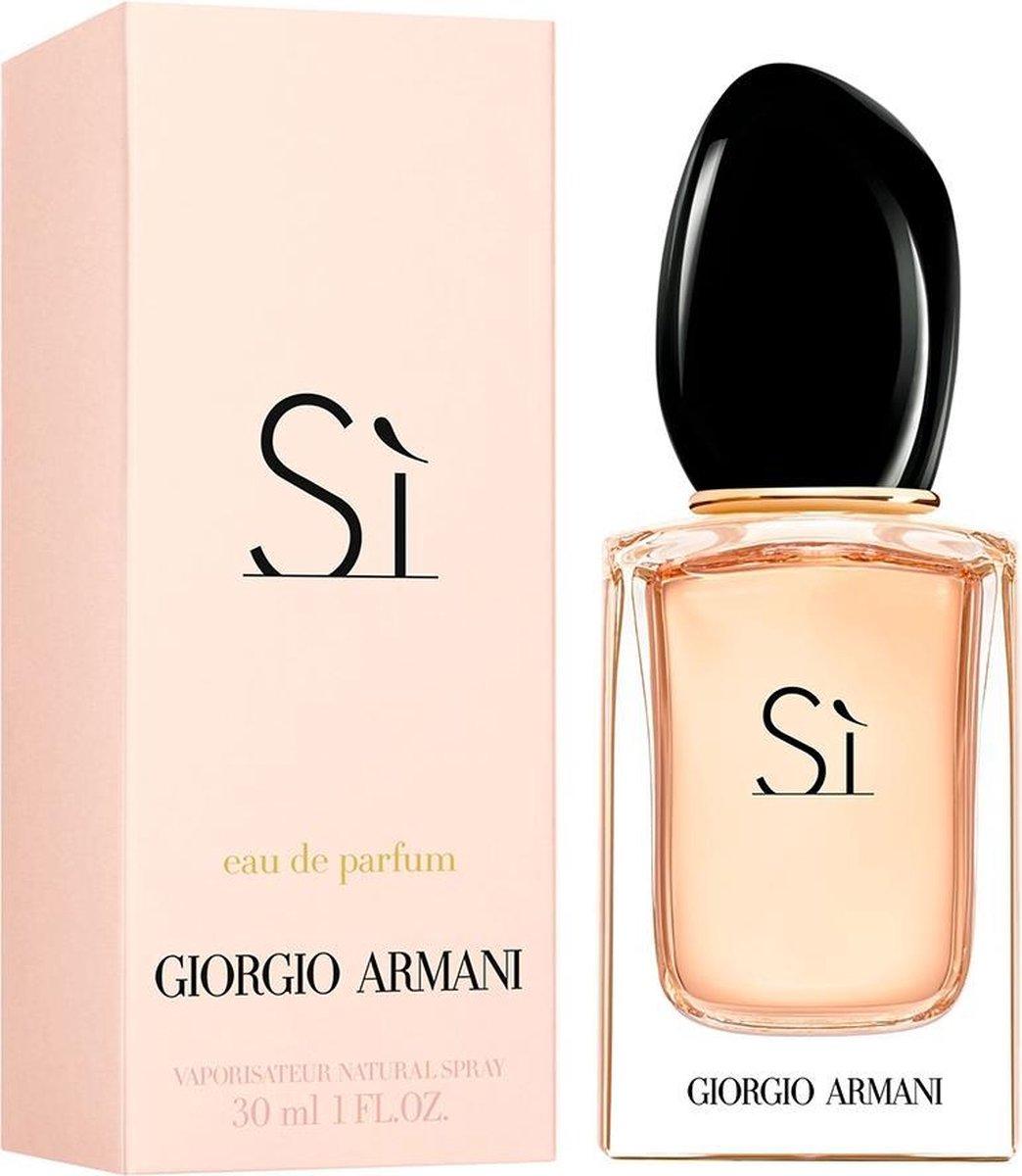 Giorgio Armani Sì 30 ml - Eau de Parfum - Damesparfum