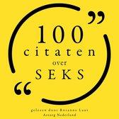 100 Citaten over Seks