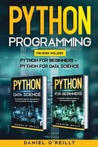 Python programming: This Book Includes