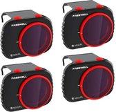 Freewell DJI Mini 1 & 2 Bright Day Filter set  ND/PL 8-16-32-64 (4 stuks)