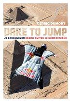 Boek cover Dare to jump van Cedric Dumont