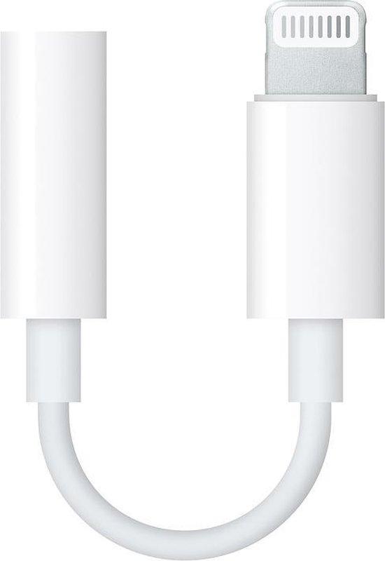 Adapie Adapter - Adapter voor Apple Iphone - Lightning naar Jack - Adapter Iphone - Adapter - apple lightning naar 3 5 mm jack adapter