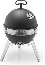 Barbecook Billy - BBQ houtskool - Compacte barbecue - Ø30 cm - 2 à 4 p