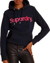 Superdry Classic Flock Trui Dames