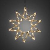 Konstsmide 4482-103 decoratieve verlichting Lichtdecoratie figuur Transparant 40 lampen LED
