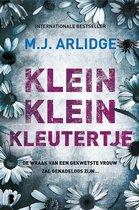 Boek cover Helen Grace 7 -   Klein klein kleutertje van M.J. Arlidge
