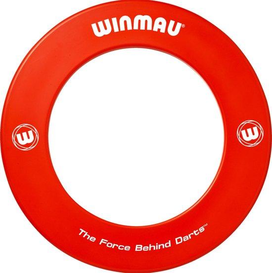 Afbeelding van het spel Winmau Printed Red Dartboard surround Rood Rond
