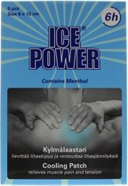 Ice Power Cool Pleister 5 stuks - koelpleisters