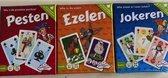 Identity Games - Kaartspelenset Pesten, Ezelen, Jokeren