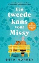 Boek cover Een tweede kans voor Missy van Beth Morrey (Onbekend)