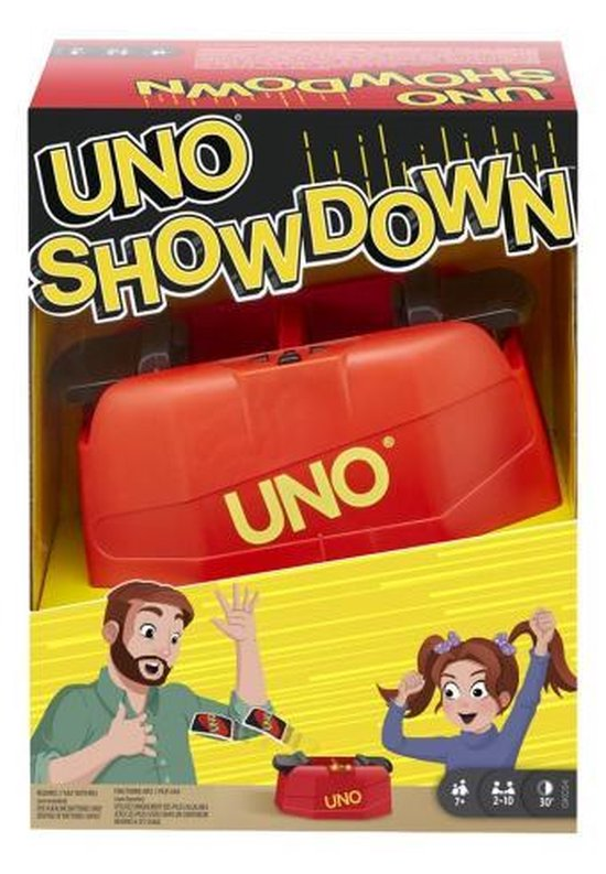 UNO Showdown - Kaartspel