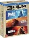 Godzilla 1+2 & Kong: Skull Island (Blu-ray)