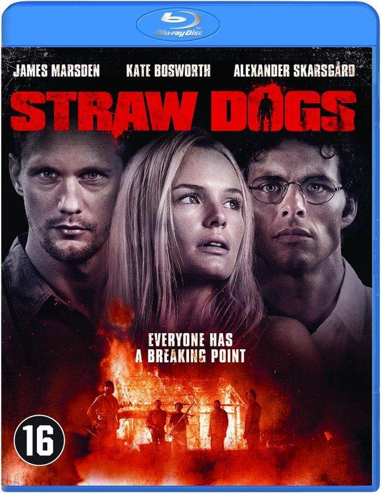 Cover van de film 'Straw Dogs'
