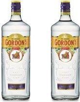 Gordon's London Dry - 2 x 100 cl