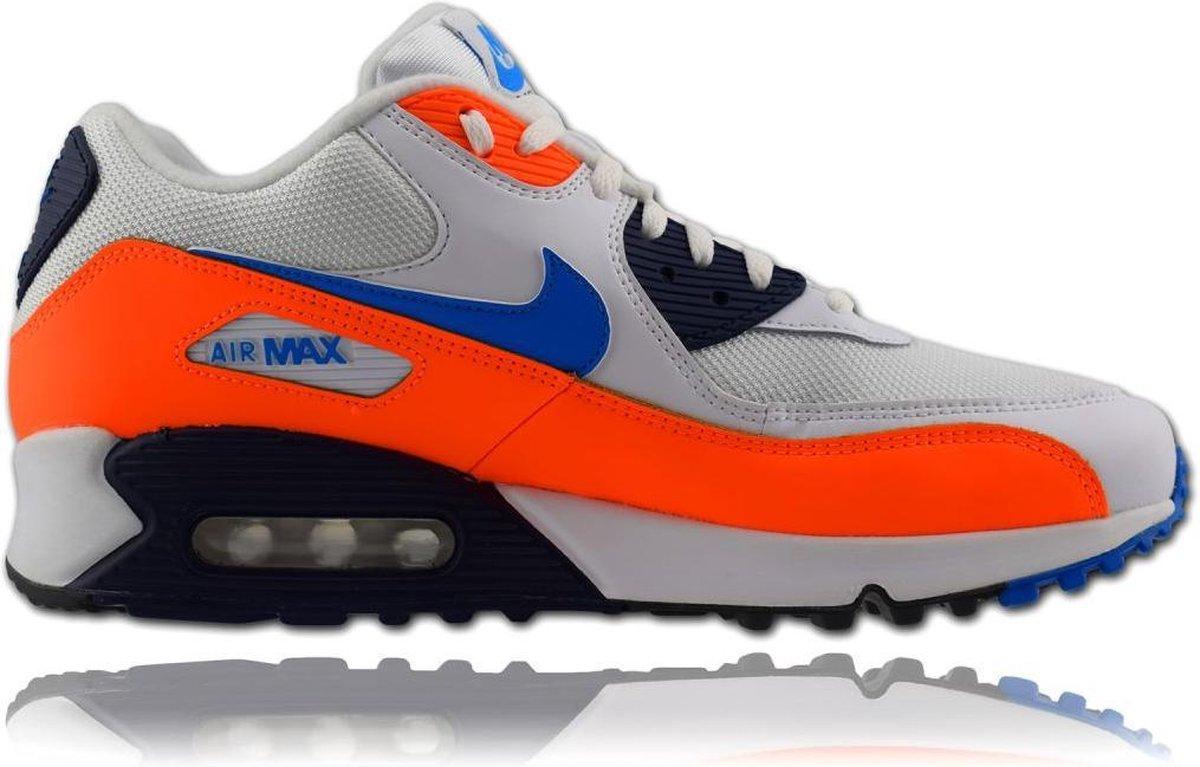 Nike Air Max 90 Essential WitOranje Heren | AJ1285 104