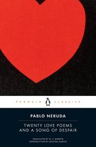 Boek cover Twenty Love Poems and a Song of Despair van Pablo Neruda (Paperback)