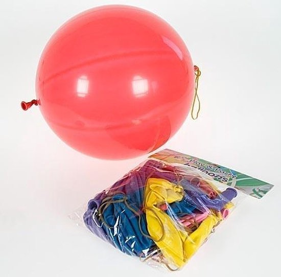 Boksballonnen: 18 stuks
