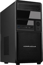 COMPUGEAR SSD Only SC7-32R1000M - Core i7 10700 - 32GB RAM - 1000GB M.2 SSD - Desktop PC